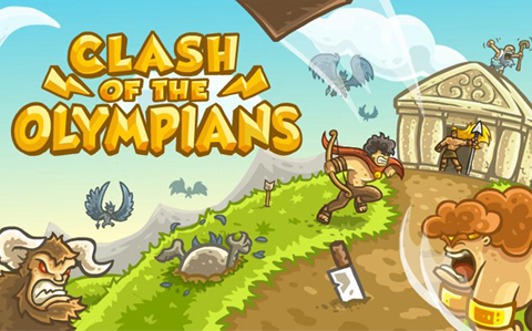 Clash of the Olympians intro