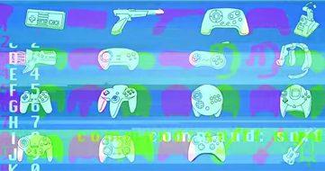 Breve historia controles videojuegos