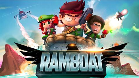 Ramboat juego de acción de Genera Games