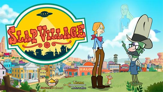 Análisis Slap Village, el western anacrónico