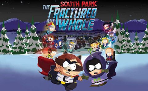 South Park: Retaguardia en peligro, tras bastidores
