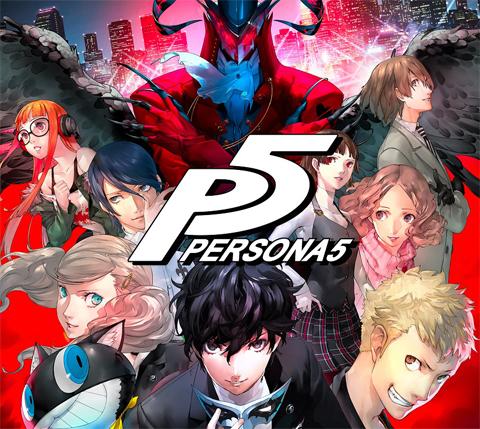 Anunciado el lanzamiento de Persona 5 en Europa