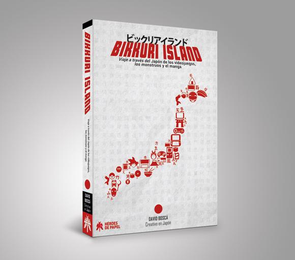 Bikkuri Island Viaje al Japón de los videojuegos, los monstruos y el manga