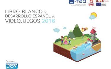 Libro Blanco del Desarrollo de Videojuegos 2016