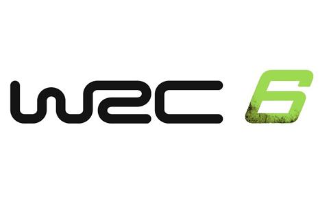 WRC 6 - logo