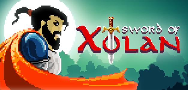 Sword of Xolan, juego de acción y plataformas clásico
