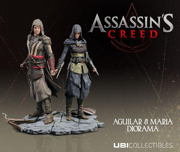 Assassin´s Creed la película - Ubicollectibles Aguilar y María