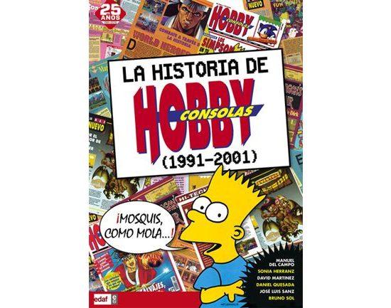 Hobby Consolas - Libro Historia Hobby Consolas