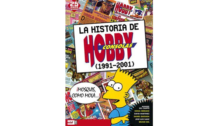 La historia de Hobby Consolas – Libro de videojuegos