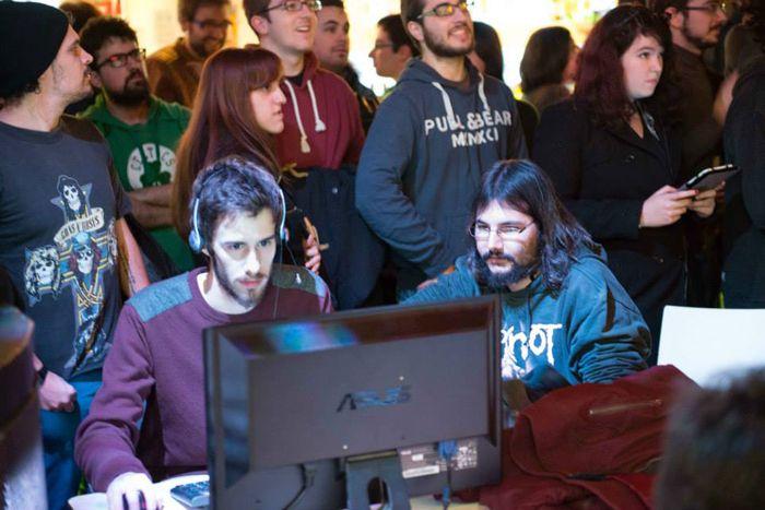 Beers&Testing - Asociación Estudiantes de Videojuegos