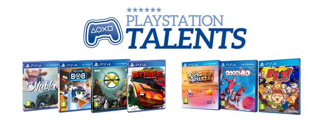 Proyectos desarrollados en PlayStation Camp - Videojuegos