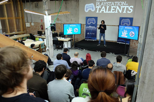 Proyectos desarrollados en PlayStation Camp - Presentación trabajos