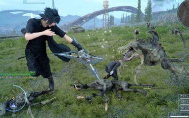 Sistema de combate en la saga final fantasy