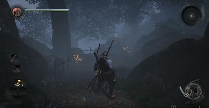 Nioh beta - Sistema de lucha