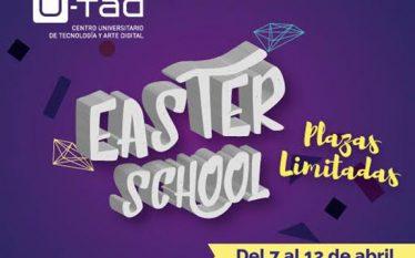 Easter School talleres tecnológicos U-tad