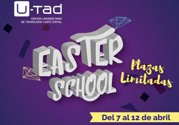 Easter School talleres tecnológicos impartidos por U-tad