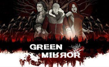 Green Mirror aventura gráfica