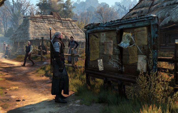 Mundo abierto, narrativa y sensaciones del jugador