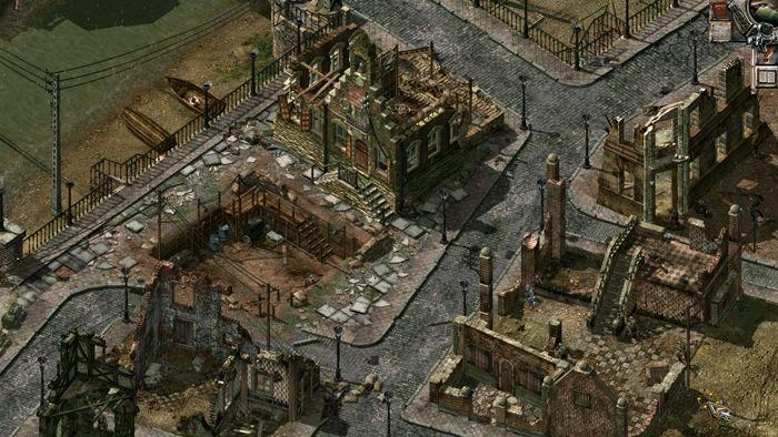 juegos de estrategia - commandos