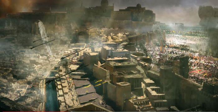 Lanzamiento Age of Empires IV