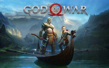 God of War 4 fecha de lanzamiento 2018