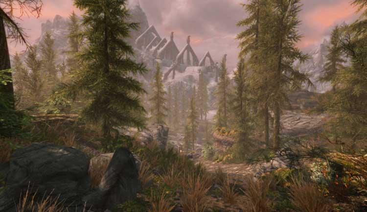 Nueva experiencia de Realidad Virtual: Skyrim VR