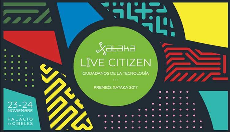 Xakata live citizen videojuegos