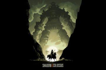 Concurso de creaciones artísticas inspirado en Shadow of the Colossus
