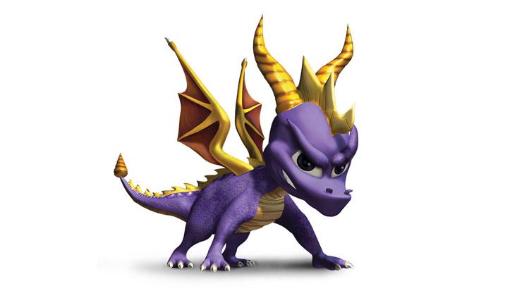 Nueva remasterización de la trilogía Spyro the Dragon