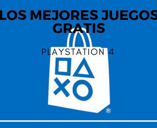 Los mejores juegos gratis PS4 para descargar