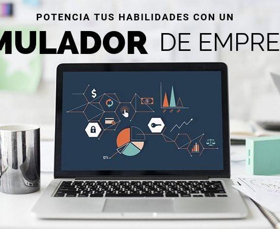 Juegos de empresarios, simulador de empresas