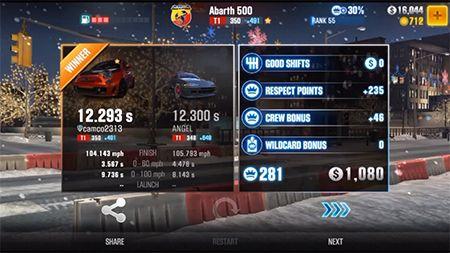 CSR Racing 2 juegos online para android