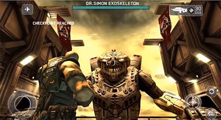Shadowgun mejores juegos para android