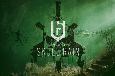 Nueva actualización de Rainbow Six Siege, Skull Rain