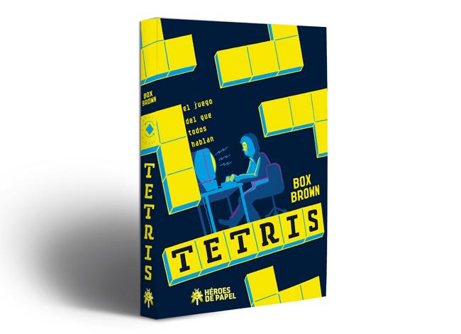 Héroes de Papel - Cómic Tetris