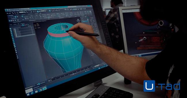 U-tad talleres de animación en colaboración con Diboos