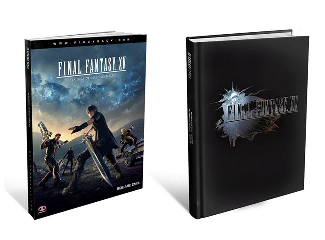 Ediciones de La guía oficial completa de Final Fantasy XV