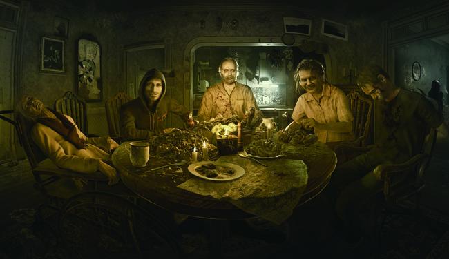 Resident evil 7 captura de pantalla