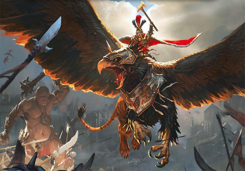 peta pieles animales Warhammer