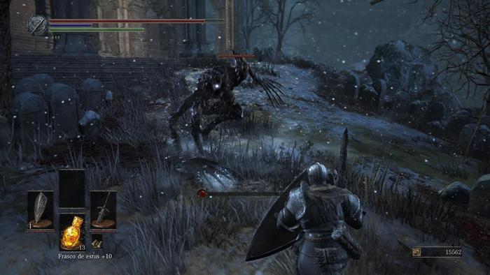 Dark Souls 3 danza con los bosses