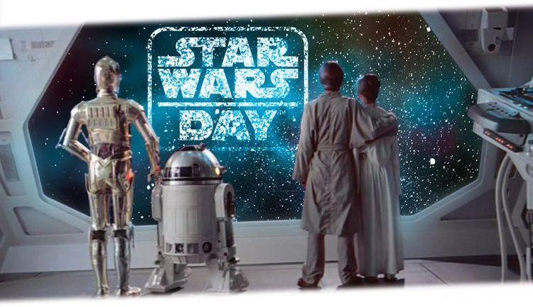 Polo de Contenidos Digitales celebra el Star Wars Day