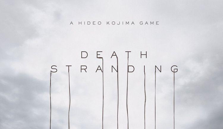 E3 2017 - Death Stranding