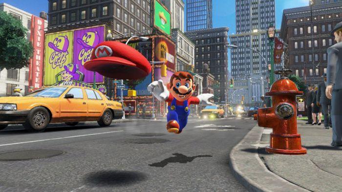 E3 2017 - Super Mario Odyssey