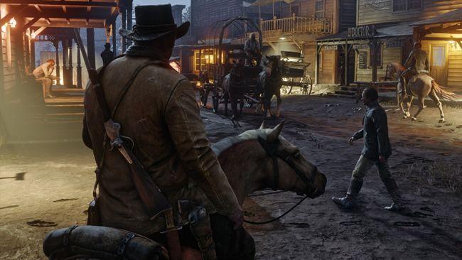 Lanzamiento Red Dead Redemption 2