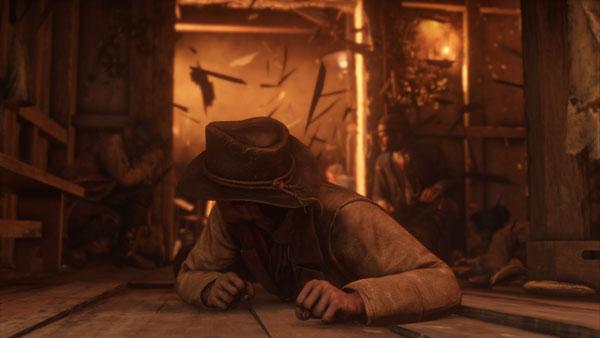 Red Dead Redemption 2 lanzamiento primeras imágenes