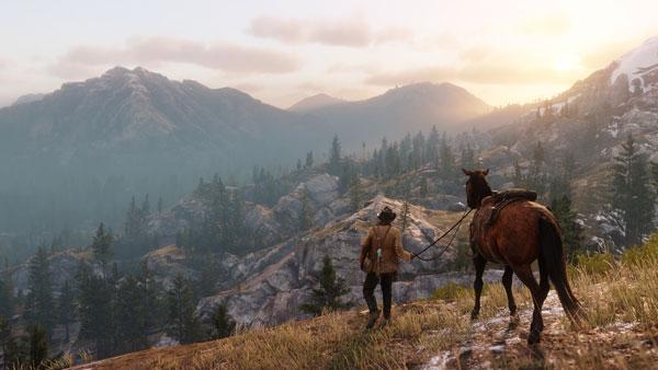 Red Dead Redemption 2 primeras imágenes
