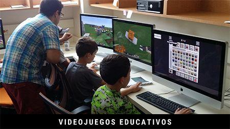 Videojuegos educativos para niños: aprender jugando es uno de los mejores valores pedagógicos. Los niños aprenden mientras juegan a videojuegos