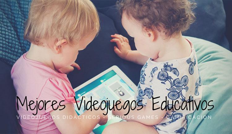 Videojuegos educativos - Videojuegos didacticos