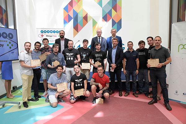 Concurso Videojuegos Indies Málaga