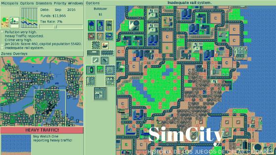 Juegos de construir ciudades Simcity